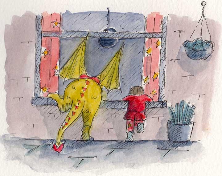 Dragon-Window