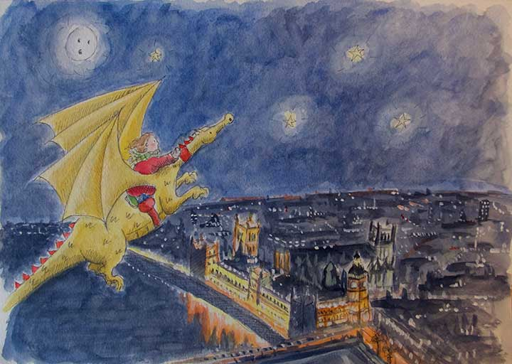 Flying-Dragon-City